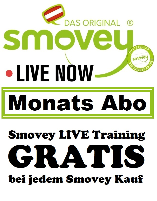 smovey live training gratis