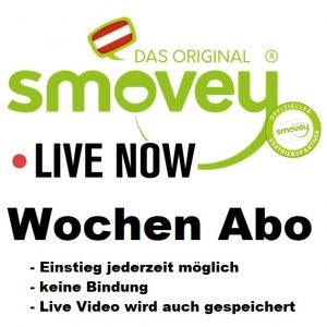 Smovey Live Training Wochen Abo